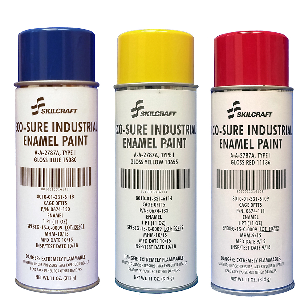 Eco Sure Industrial Enamel Paint