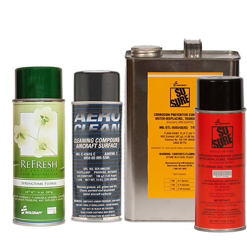 Maintenance Products and Air Fresheners
