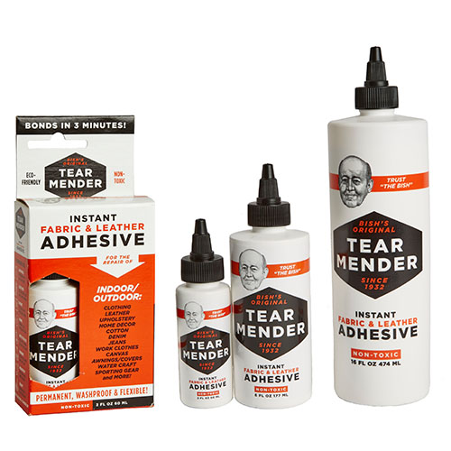 Tear Mender Fabric Adhesives