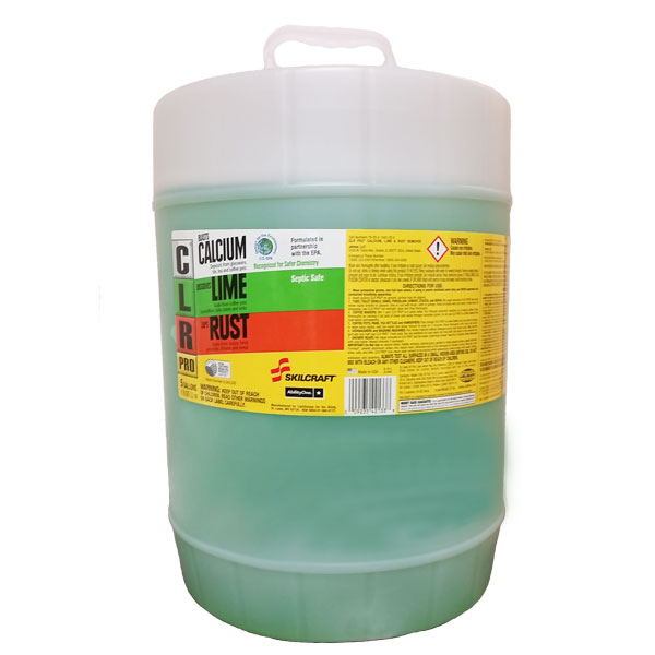 CLR 5 Gallon Jug