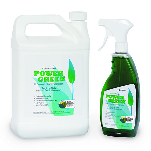 Bio-based cleaners