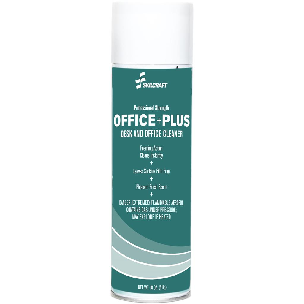 Office Plus Aerosol Desk & Office Cleaner