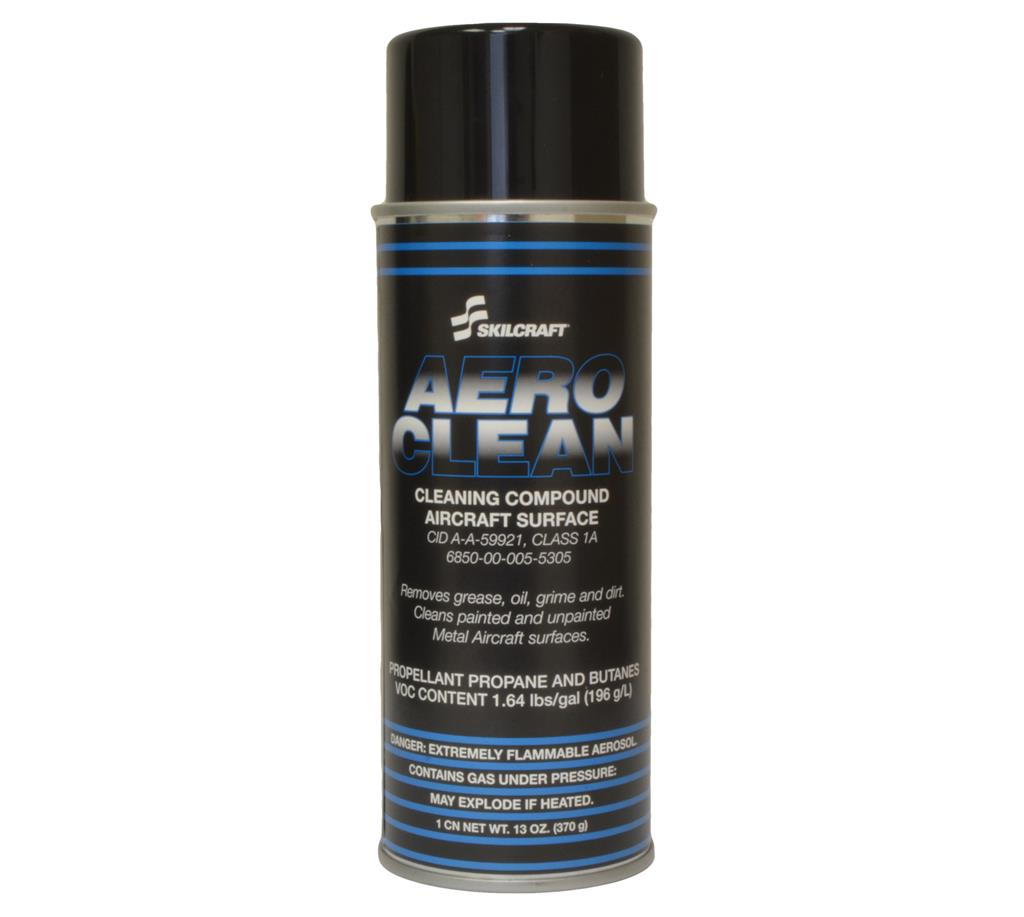 Aeroclean Aircraft Cleaning Compound