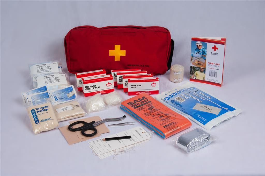 20 - 25 Person First Responder Kit - Type IV