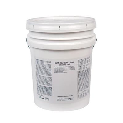 Exterior Latex Paint (White 37875) - 5 Gal.