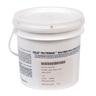 Interior Latex Paint ( White 37875) - 1 Gal.