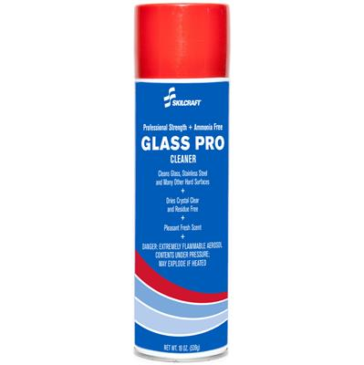 Glass Pro Glass & Stainless Steel Cleaner