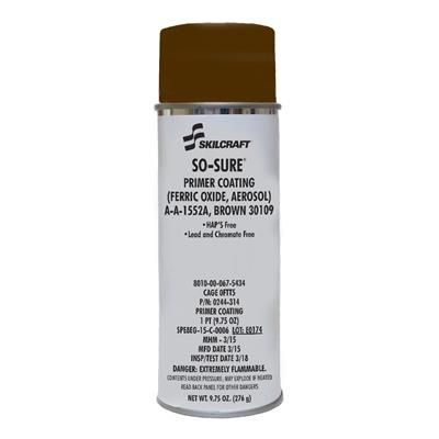 SO SURE PRIMER A-A-1552 BROWN 30109