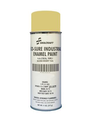 ECO SURE ENAMEL A-A-2787 GLOSS DESERT TAN