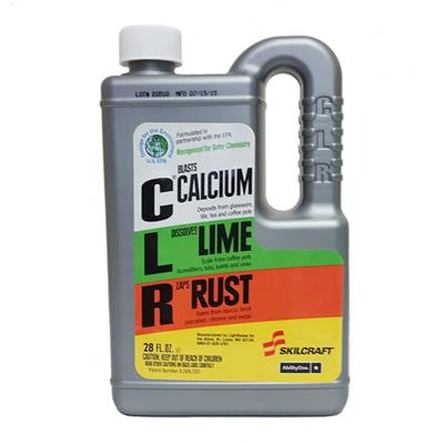 CLR® Calcium, Lime, Rust Remover - 28 oz.