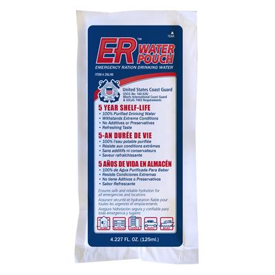 ER™ Emergency Water Pouch 4.2 oz